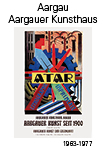 Aargau Kunsthaus 1963-1977