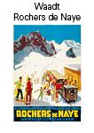 Kanton Waadt Rochers de Naye