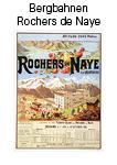 Kanton Waadt Bergbahnen Montreux/Territet-Rochers de Naye