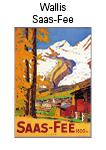 Kanton Wallis Saas-Fee