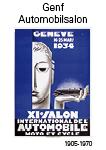 Autosalon Genf 1905-1970