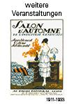 Kanton Genf weitere Veranstaltungen 1911-1933